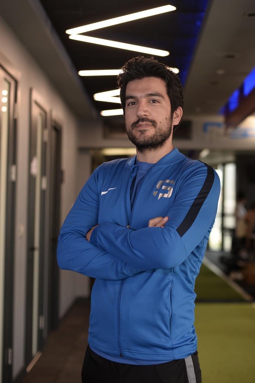Atletik Perf. Trainer Drt. Ehsan Alişah